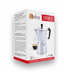 Гейзерная кофеварка Italco Express, на 6 порций
