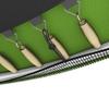 Батут UNIX line Simple 12 ft Green (outside) - 3,66 м