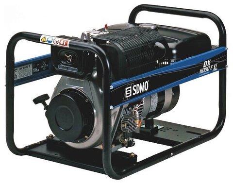 Кожух для дизельной электростанции SDMO DX6000E XL C