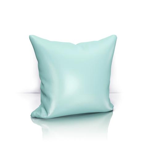 Подушка декоративная Авери голубой