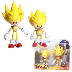 Sonic The Hedgehog Super Sonic Through Time