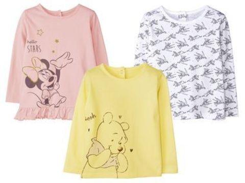 Джемпер для девочки жёлтый Disney