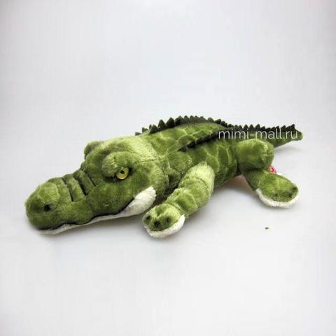 Мягкая игрушка Аллигатор 34 см (Leosco)