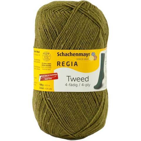 Regia Tweed 4-ply 100 гр (2248)