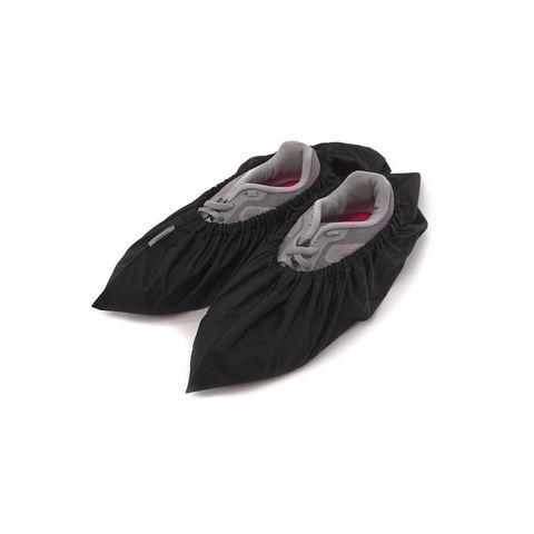 Многоразовые бахилы ZEERO Dewspo с мешочком, черные