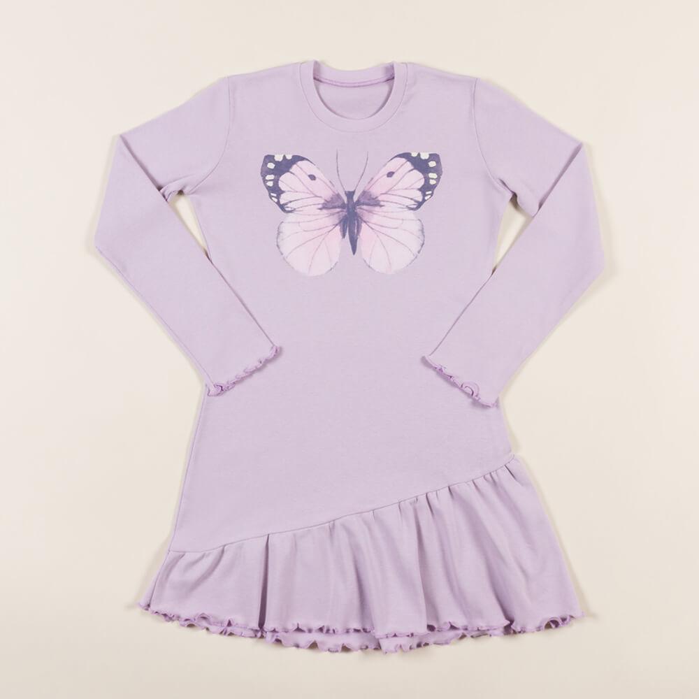Детская женская ночная сорочка E20K-84X101