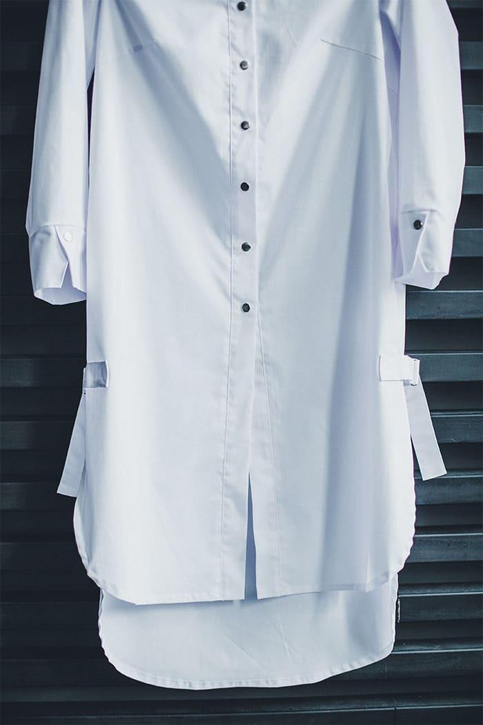 Рубашка медицинская М 178