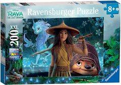 Puzzle RAD: Raya and Last Dragon 200 pcs