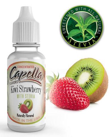 Ароматизатор Capella  Kiwi Strawberry with Stevia