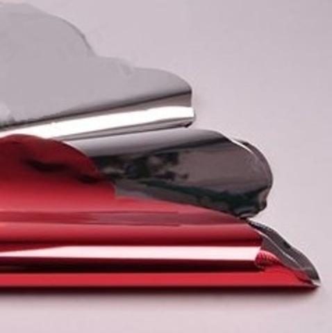 Салфетка металл круглая (d=60 см, упак.=50 шт.) Цвет:красный