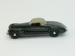 ZIS-101A Sport with awning 1:43 Nash Avtoprom