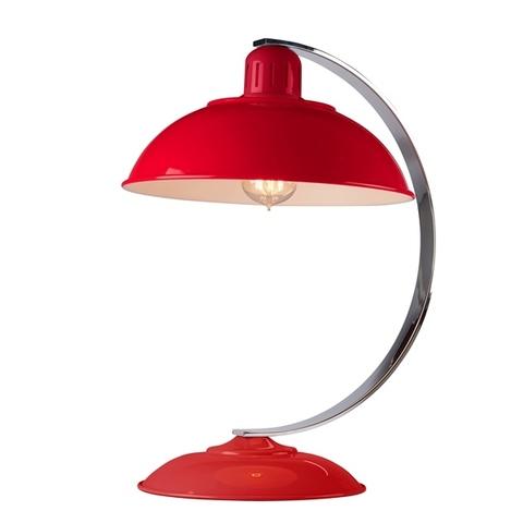 Настольная лампа Elstead Interior, Арт. FRANKLIN RED