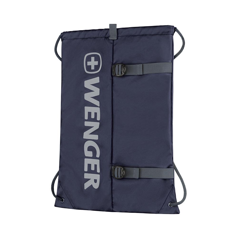 Рюкзак-мешок на завязках синий (12л) XC Fyrst WENGER 610168