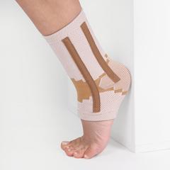 Бандаж на голеностопный сустав эластичный AS-E02