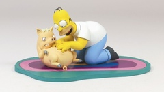 The Simpsons Movie - Homer & Plopper