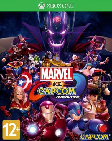Marvel vs. Capcom: Infinite (Xbox One/Series X, русские субтитры)