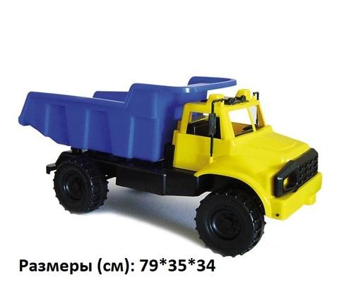 Автомобиль Зубр-2 (двухосный) У436 (Уфа)
