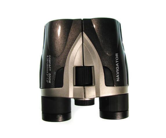 Бинокль Navigator 8–25x25, серебристо-серый - фото 2
