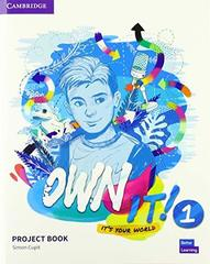 Own It  1 Project Book