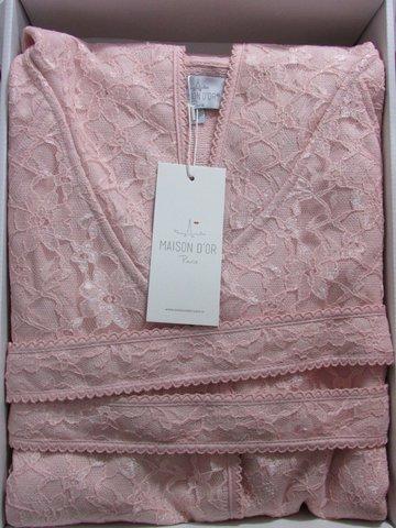 PHUL ПУЛ женский  махровый халат с капюшоном Maison Dor Турция