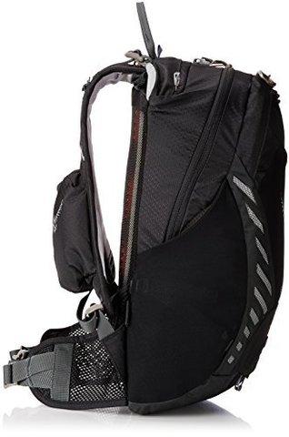 Картинка рюкзак велосипедный Osprey Escapist 25 Black - 2