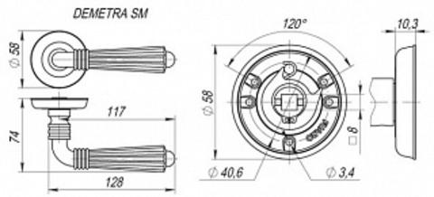 DEMETRA SM MAB-6 Схема