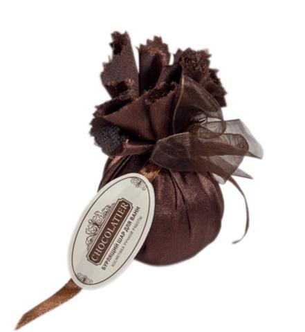 Бурлящий шар «Chocolatier»
