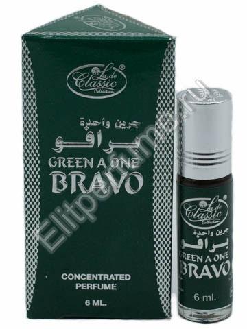 Lady Classic 6 мл Greena One Bravo масляные духи из Арабских Эмиратов