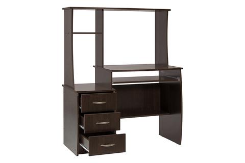 Компьютерный стол Комфорт 5 СКР Моби венге