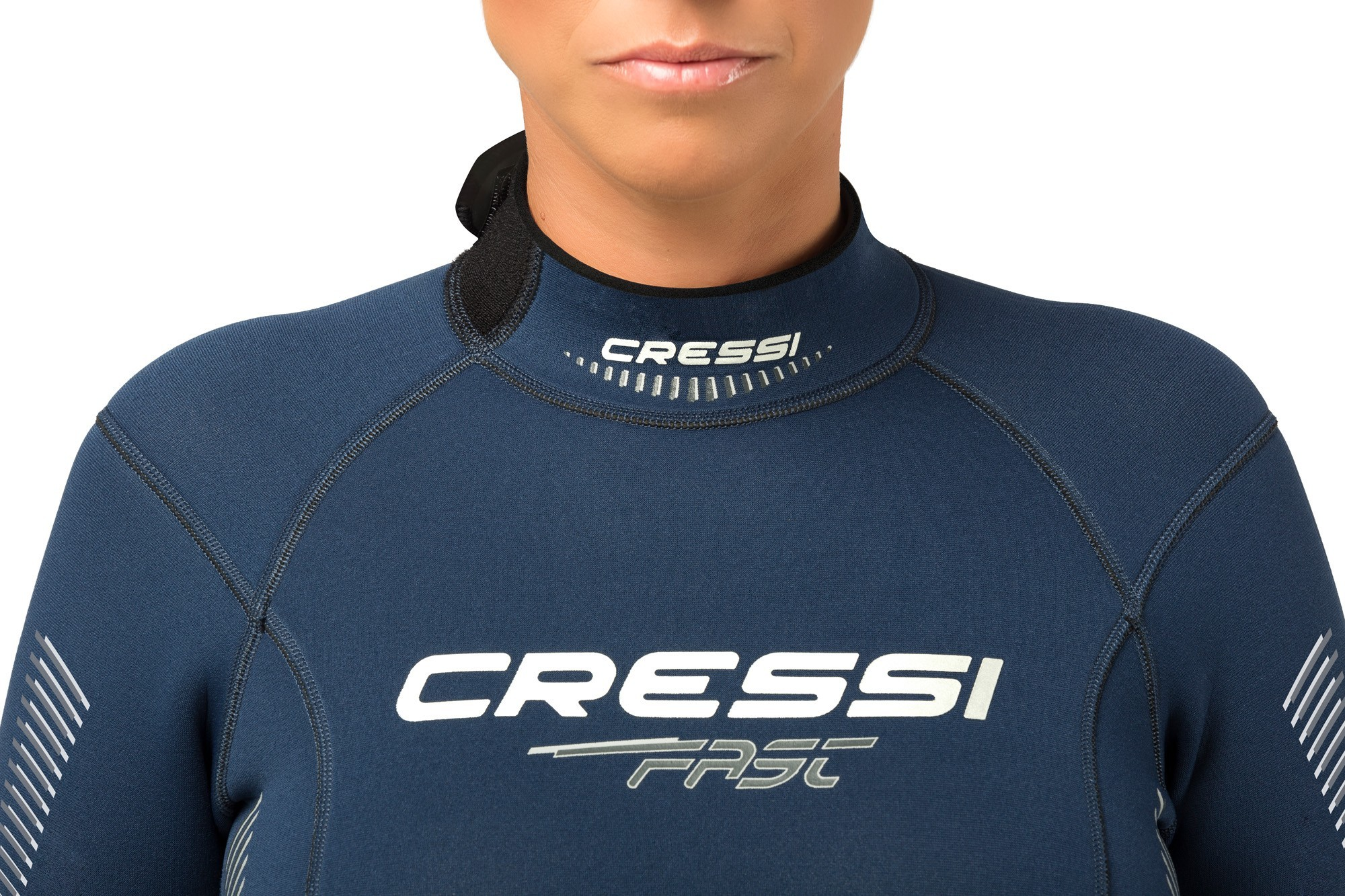 Lady wetsuit Cressi Fast, 3 mm