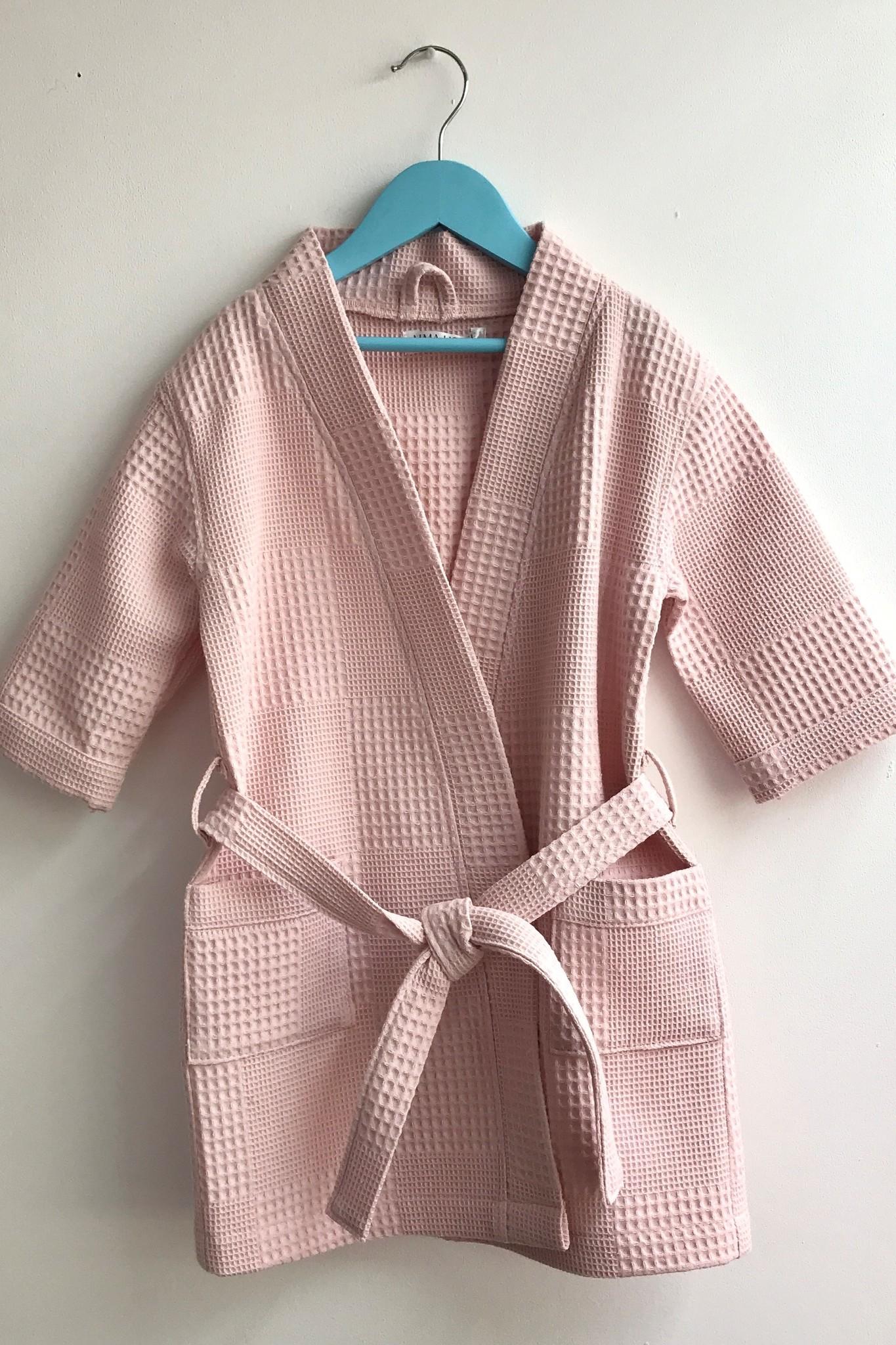 Вафельные халаты