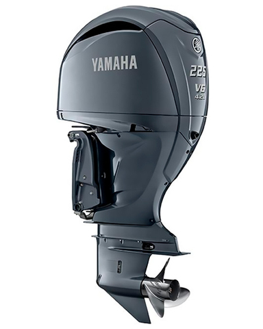 Лодочный мотор Yamaha FL225JETX LS
