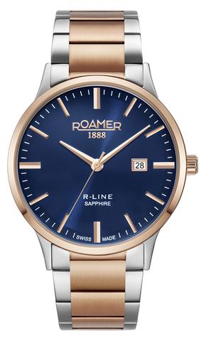 Часы мужские Roamer 718 833 47 45 70 R-Line
