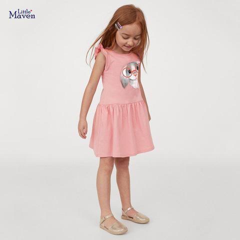 Платье для девочки Little Maven Зайка