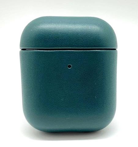 Чехол для AirPods K-DOO Lux Craft /green/
