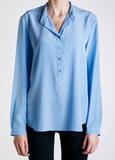 Рубашка из шелка STELLA MCCARTNEY