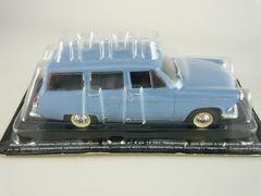 GAZ-22 Volga blue 1:43 DeAgostini Auto Legends USSR #18