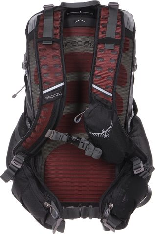 Картинка рюкзак велосипедный Osprey Escapist 25 Black - 3