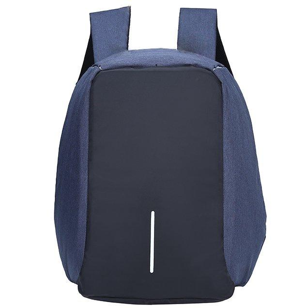 Антивандальный рюкзак с разъемом под USB
