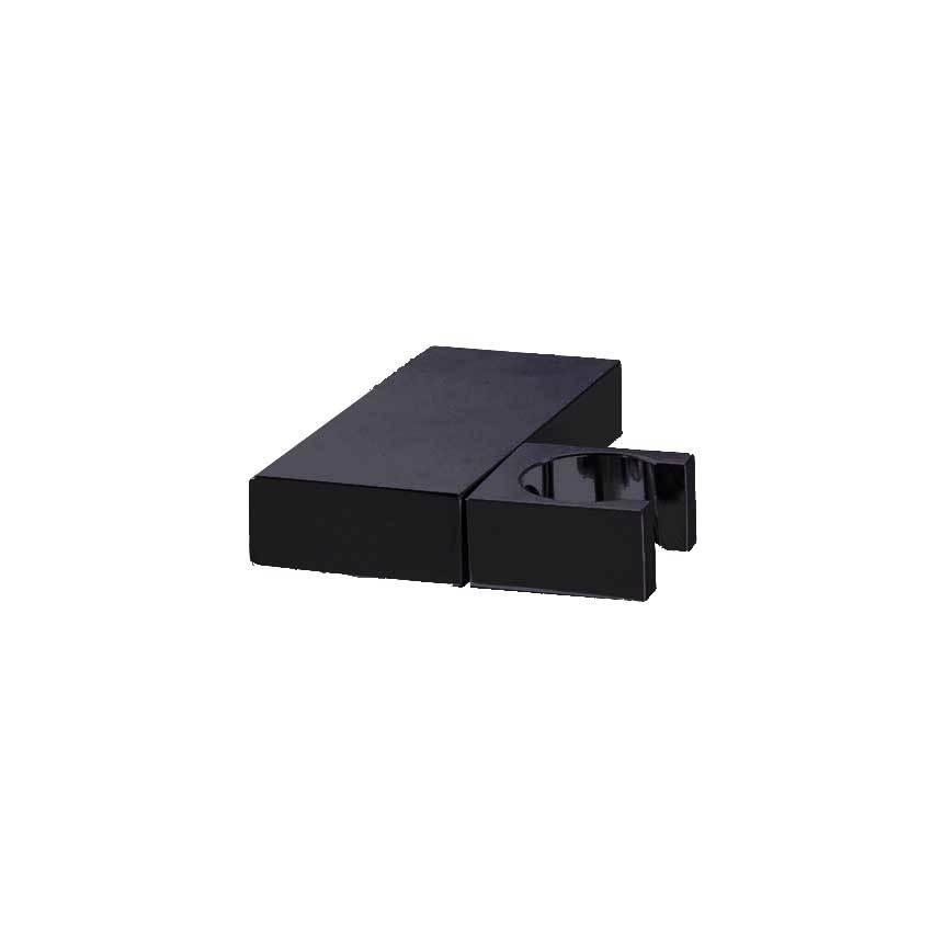 Встраиваемый кронштейн для душа 472602NM, черный