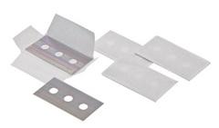 Лезвия для скребка стеклокерамической поверхности BOSCH и др. 27768
