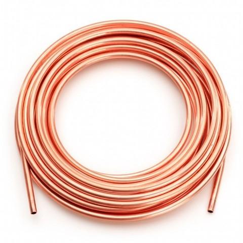 Дополнительный фреонопровод за 1 м.п. (6,35 мм / 15,88 мм)