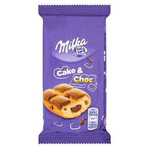 Бисквит MILKA Cake & Choc 150 г