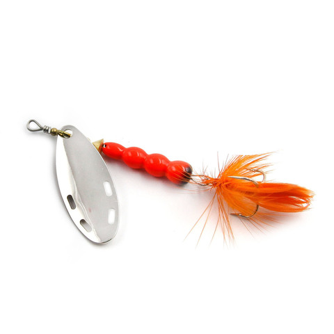 Блесна Extreme Fishing Certain Obsession №1 6g 13-FluoRed/S