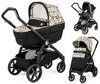 Коляска 3 в 1 Peg Perego Book SL Modular Graphic Gold