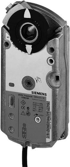 Siemens GMA121.1E