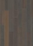 Паркетная доска Карелия ДУБ STORY SMOKED ASPHALT GREY однополосная 14*188*2266 мм