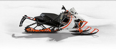 Снегоход Arctic cat XF 8 CC SP LTD 141 ES orange фото