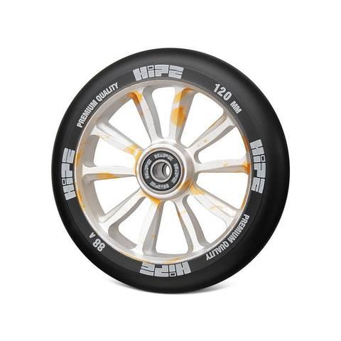 качественные колеса 120 мм