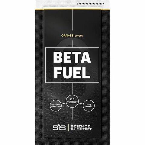 Высокоуглеводный напиток с электролитами SiS Beta Fuel 84 гр Апельсин